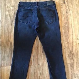 "Lucky Brand Jeans - Lucky Brand ""LoLita"" Skinny Dark wash Size 4/27"
